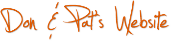 Don & Pat's Website